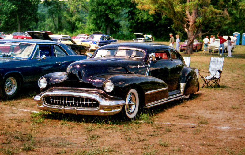 Buick Special Sedanette circa 1948