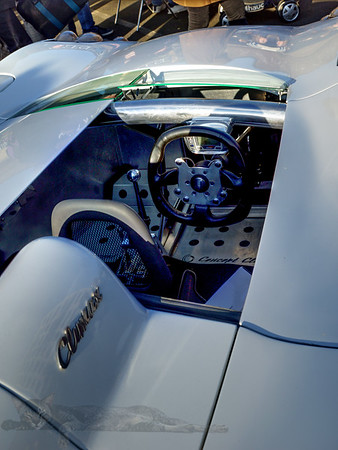 Concept Climax Sports Car