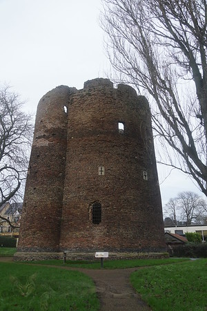 The Cow Tower in Norwich