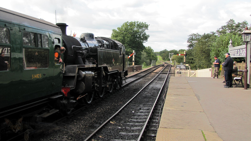Bluebell Railway - East Sussex