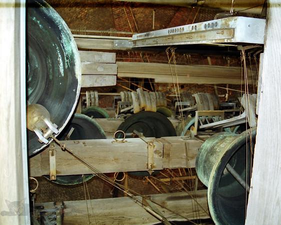 Bells in The Belfry of Bruges