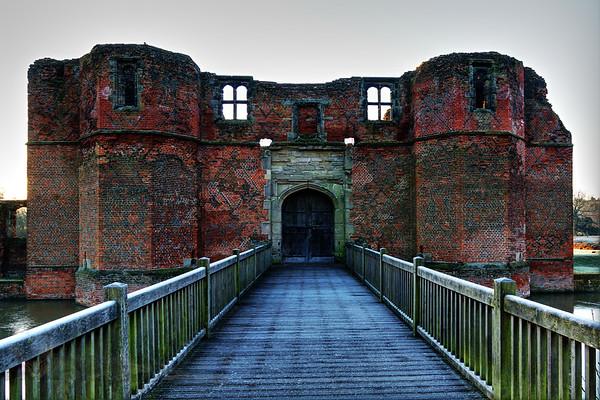 Kirby Muxloe Castle and Moat