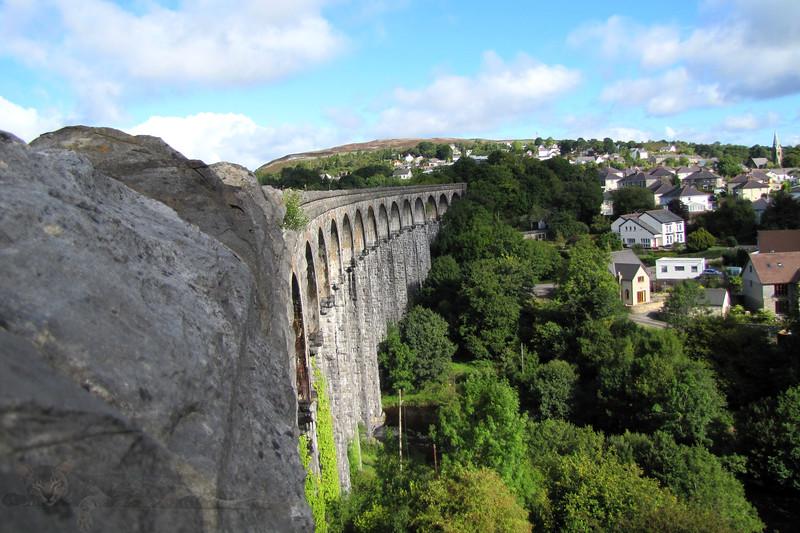 Cefn Coed Viaduct - Wales