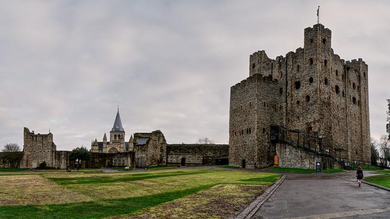 Rochester Castle, Kent