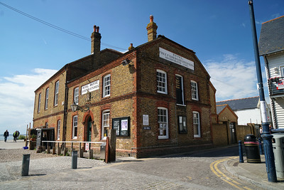Royal Native Oyster Stores - Whitstable