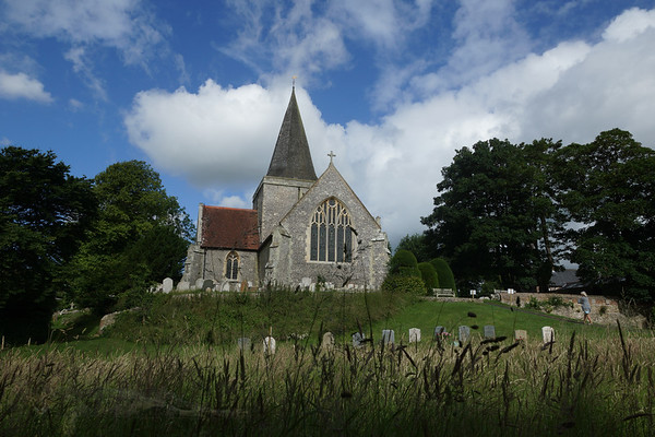 St Andrew's Church - Alfriston