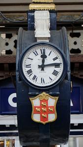 York Railway Station Clock