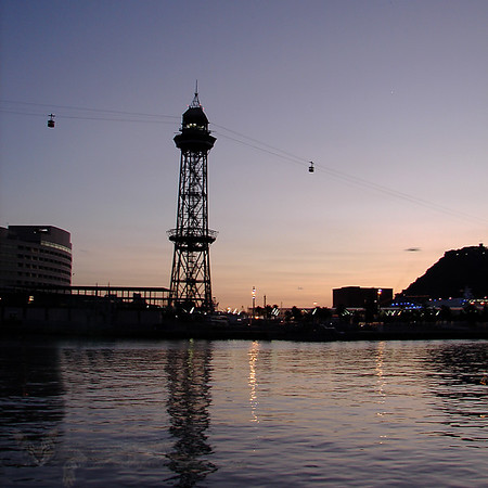 Barcelona - Port Cable Car