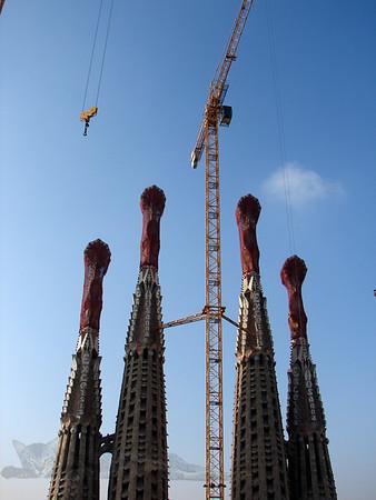 Basílica de la Sagrada Família - Barcelona
