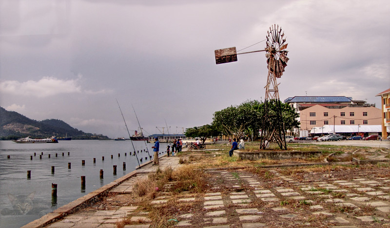 The Windmill in Lumut