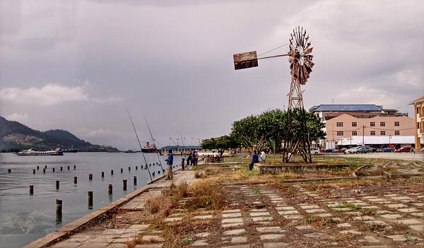 The Windmill in Lumut