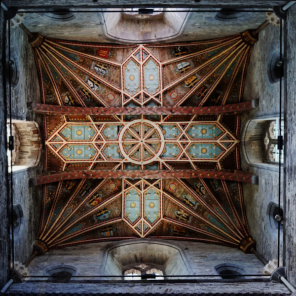 St David's Cathedral - Tower Roof