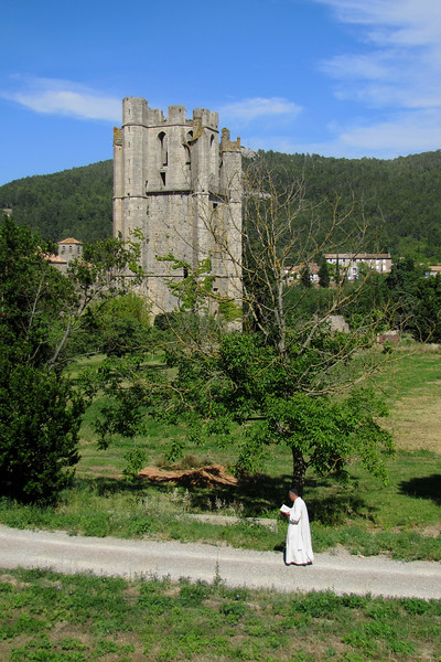 Abbey of Saint Mary of Lagrasse