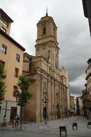 Basilica de San Lorenzo - Huesca