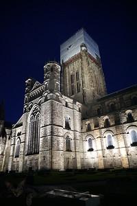 Durham Cathedral - Illuminated