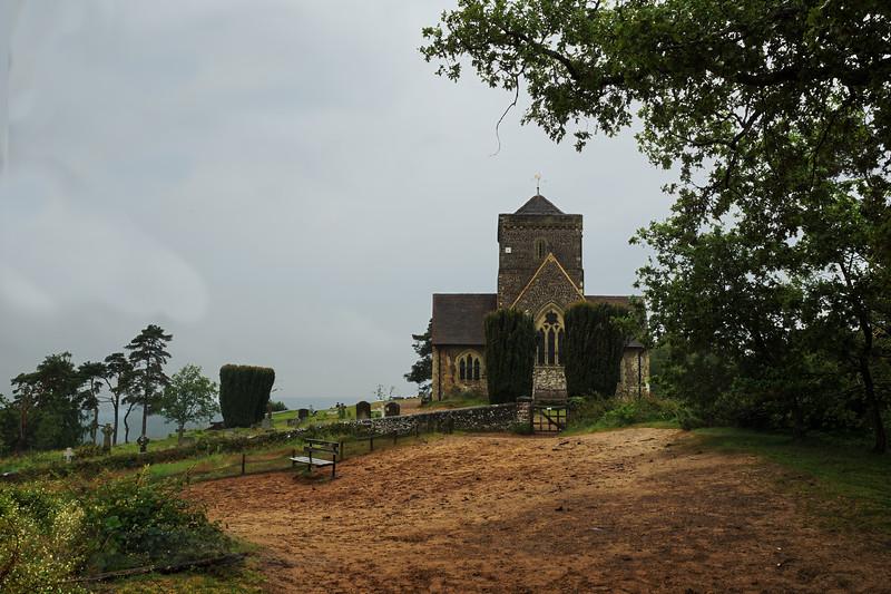 Church of St Martha on the Hill Chilworth