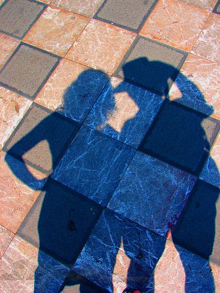 Shadows in Sicily