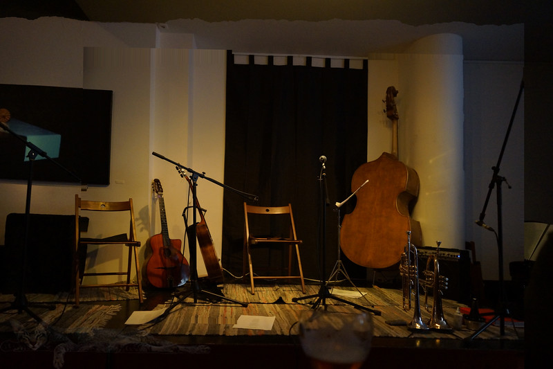 Brussels - Jazz Club v2