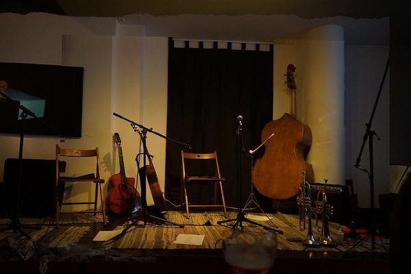 Jazz Stage - Brussels