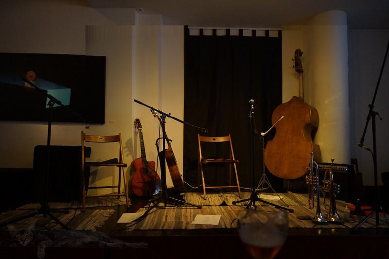 Brussels - Jazz Club