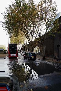 Bus / Taxi Doodle