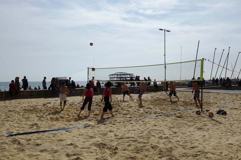 Volleyball - Brighton