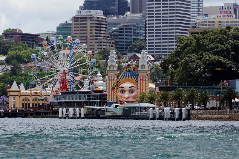 Luna Park - Sydney