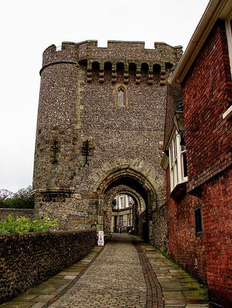 Lewes Castle - England