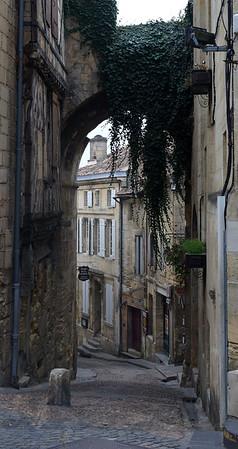 Rue de la Cadene - Saint Emilion
