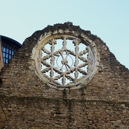 Winchester Palace Window