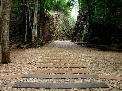 Hellfire Pass - Death Railway - Thailand