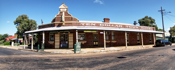 Ten Dollar Motel - Gulgong