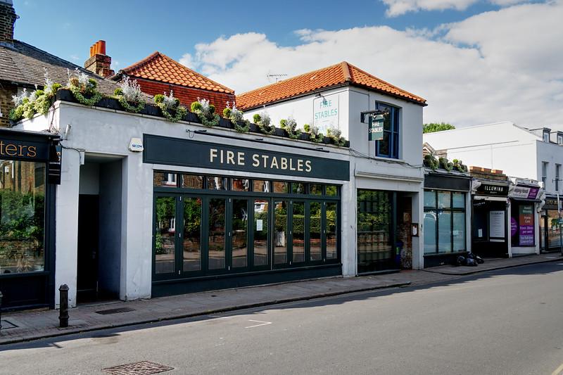 The Castle Pub (As was)- Wimbledon Village