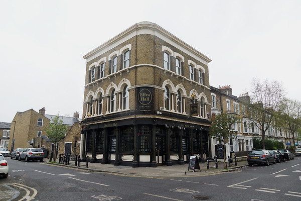The Effra Hall Tavern - Brixton