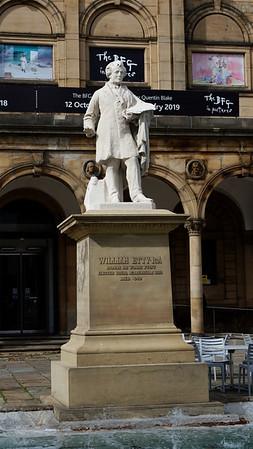 William Etty by GW Milburn