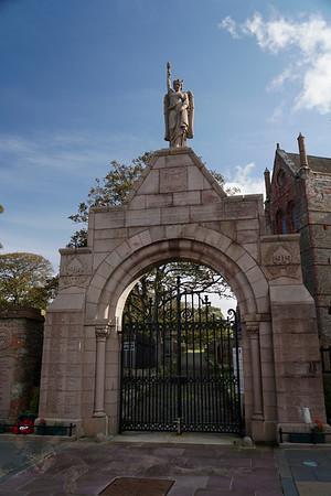 Kirkwall - Saint Magnus Cathedral