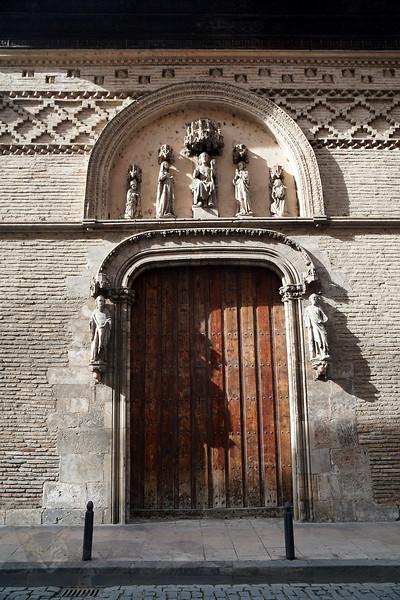 Iglesia Parroquial de San Pablo - Door