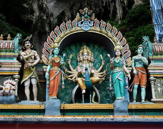 Batu Caves - Durga