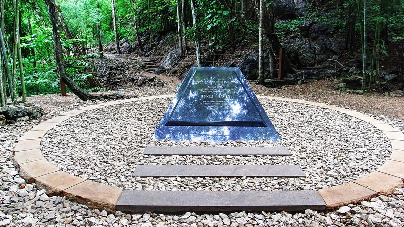 Hellfire Pass - War Memorial - Thailand