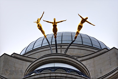 Piccadilly Circus - The Daughters of Helios