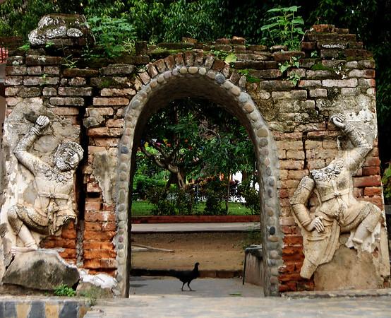 Arch in Kanchanaburi