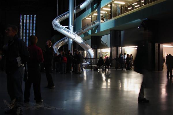 'Test Site' Slides by Carsten Holler - 2006 - London