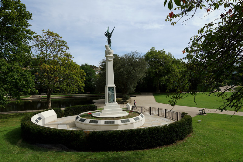 War Memorial - Hastings