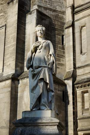 Sculpture - Angouleme - France