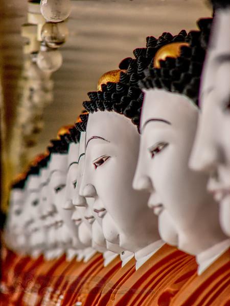 Penang Hill - Buddha Statues