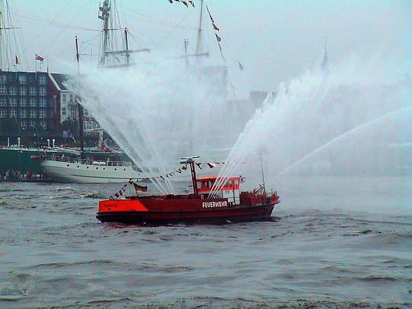 Hamburg Scenes