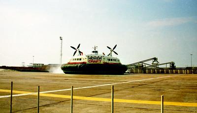 Hoverspeed SR-N4 Hovercraft