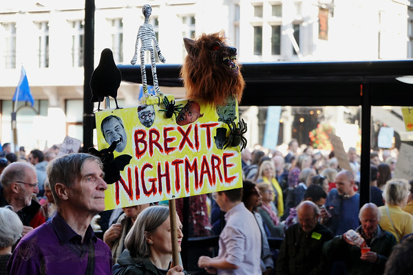BREXIT - Peoples Choice - BREXIT March - October 2018