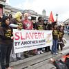 Anti Austerity Protest