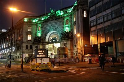 Waterloo Station - Quadrophenia Entrance
